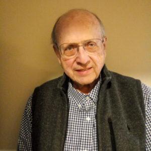 Dr. Jerry Blake, Treasurer