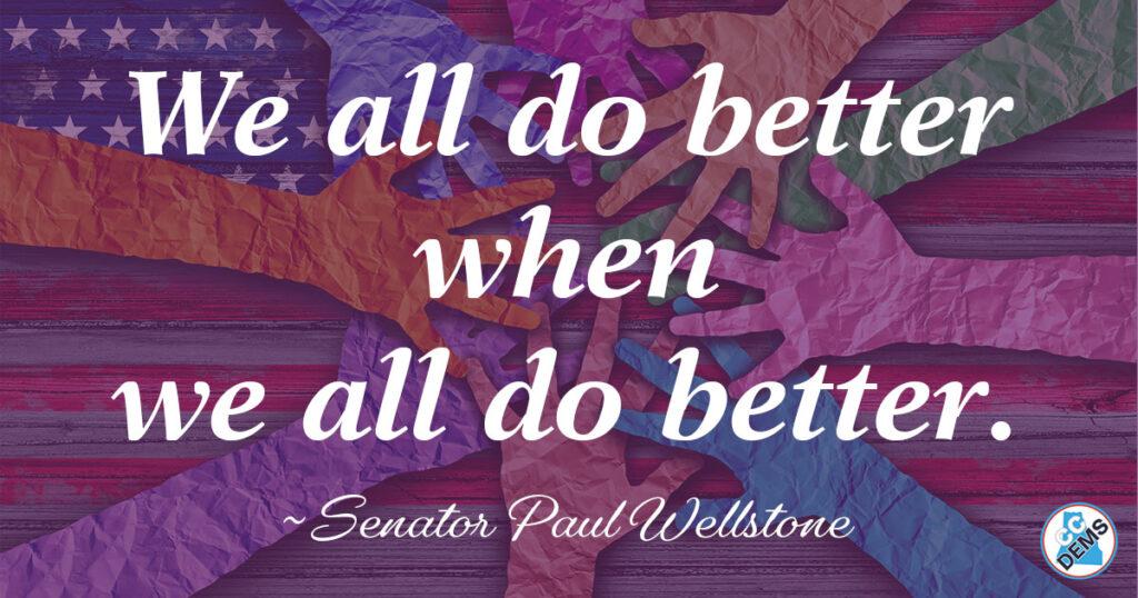 We All Do Better When We All Do Better